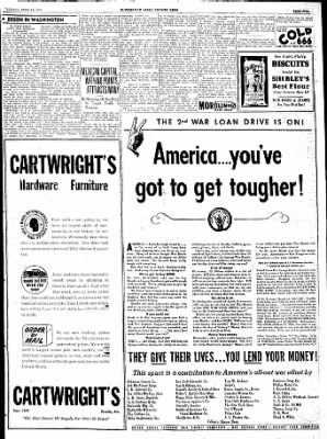 The Courier News from Blytheville, Arkansas on April 13, 1943 · Page 5