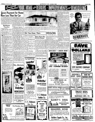 The Courier News from Blytheville, Arkansas on June 20, 1950 · Page 9