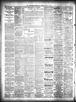 San Francisco Chronicle from San Francisco, California on July 8, 1902 · Page 12