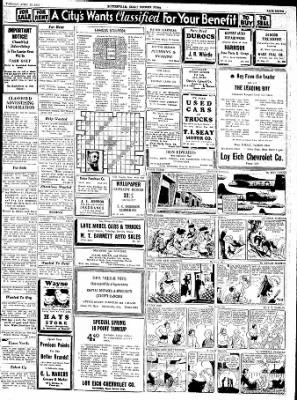 The Courier News from Blytheville, Arkansas on April 13, 1943 · Page 7