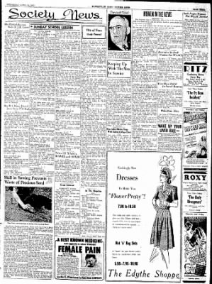 The Courier News from Blytheville, Arkansas on April 14, 1943 · Page 3