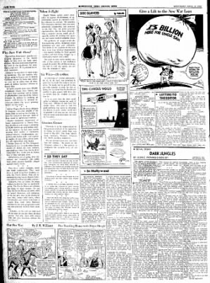 The Courier News from Blytheville, Arkansas on April 14, 1943 · Page 4