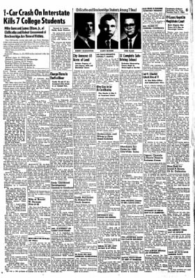 The Chillicothe Constitution-Tribune from Chillicothe, Missouri on May 1, 1969 · Page 25
