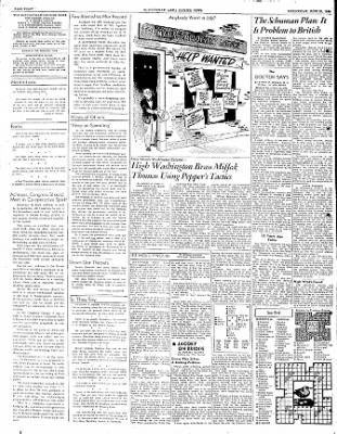 The Courier News from Blytheville, Arkansas on June 21, 1950 · Page 8
