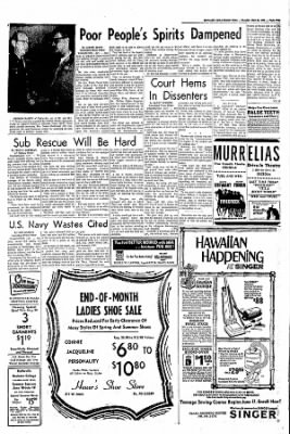 The Courier News from Blytheville, Arkansas on May 28, 1968 · Page 4