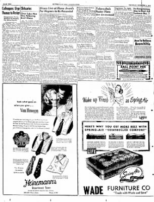 The Courier News from Blytheville, Arkansas on December 1, 1949 · Page 2