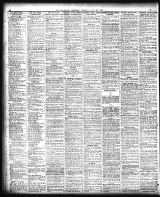 Francisco chronicle from san francisco california on july 30 san francisco chronicle from san francisco california on july 30 1918 page 14 solutioingenieria Gallery