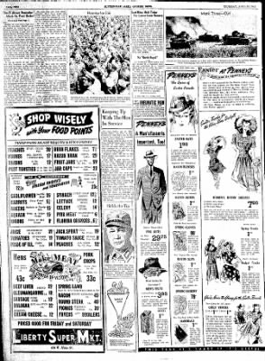 The Courier News from Blytheville, Arkansas on April 15, 1943 · Page 2