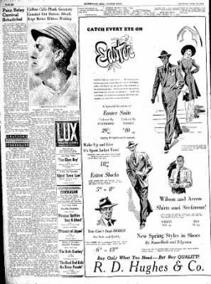 The Courier News from Blytheville, Arkansas on April 15, 1943 · Page 6