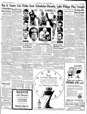 The Courier News from Blytheville, Arkansas on December 1, 1949 · Page 9