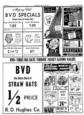 The Courier News from Blytheville, Arkansas on August 18, 1954 · Page 12