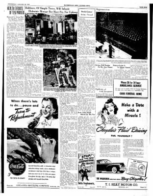 The Courier News from Blytheville, Arkansas on January 22, 1941 · Page 5