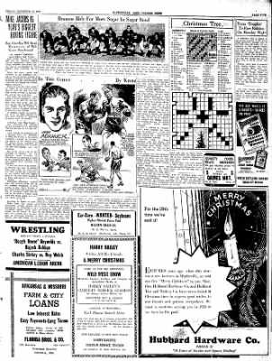 The Courier News from Blytheville, Arkansas on December 24, 1937 · Page 5