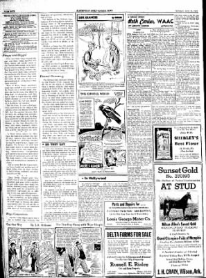 The Courier News from Blytheville, Arkansas on May 25, 1943 · Page 4