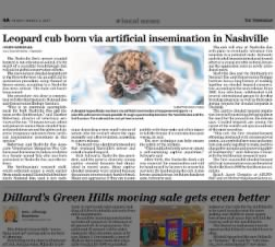 ea73456d9 The Tennessean from Nashville, Tennessee on March 3, 2017 · A4