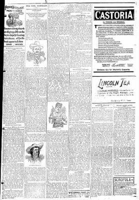 Logansport Pharos-Tribune from Logansport, Indiana on January 29, 1895 · Page 7