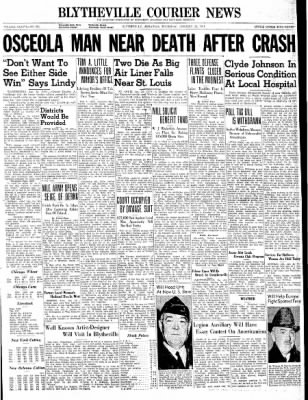 The Courier News from Blytheville, Arkansas on January 23, 1941 · Page 1