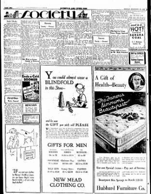 The Courier News from Blytheville, Arkansas on December 18, 1933 · Page 2