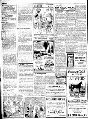 The Courier News from Blytheville, Arkansas on May 26, 1943 · Page 4