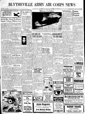 The Courier News from Blytheville, Arkansas on May 26, 1943 · Page 6