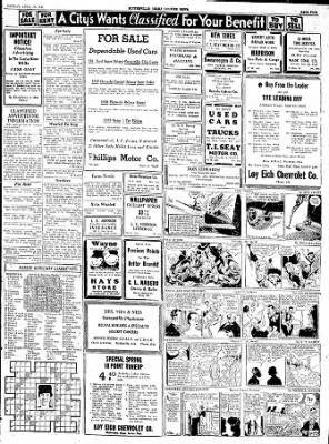 The Courier News from Blytheville, Arkansas on April 19, 1943 · Page 5
