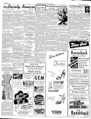The Courier News from Blytheville, Arkansas on June 23, 1950 · Page 4