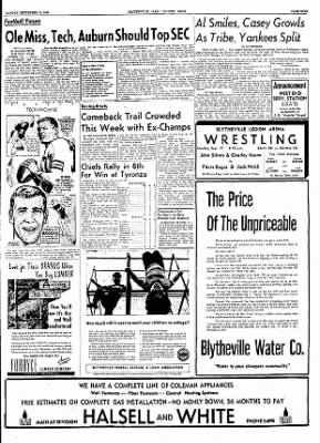 The Courier News from Blytheville, Arkansas on September 12, 1955 · Page 9