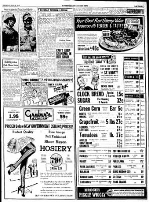 The Courier News from Blytheville, Arkansas on May 27, 1943 · Page 3