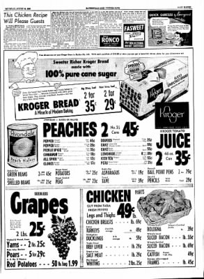 The Courier News from Blytheville, Arkansas on August 19, 1954 · Page 11