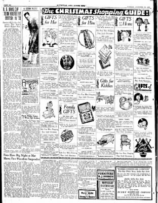 The Courier News from Blytheville, Arkansas on December 19, 1933 · Page 6