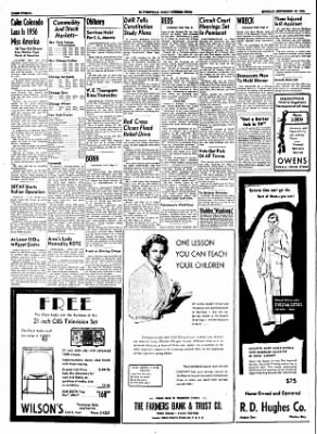 The Courier News from Blytheville, Arkansas on September 12, 1955 · Page 12