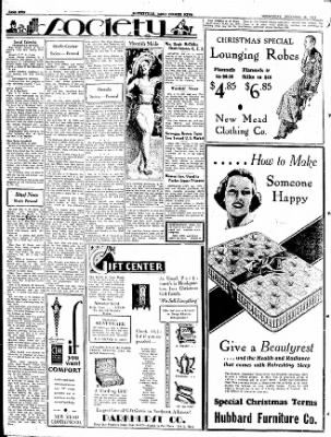 The Courier News from Blytheville, Arkansas on December 20, 1933 · Page 2