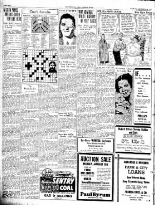 The Courier News from Blytheville, Arkansas on December 28, 1937 · Page 6