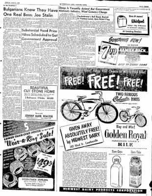 The Courier News from Blytheville, Arkansas on May 9, 1952 · Page 3
