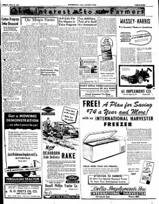 The Courier News from Blytheville, Arkansas on June 23, 1950 · Page 11