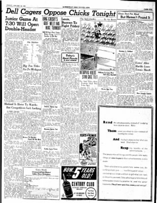 The Courier News from Blytheville, Arkansas on January 24, 1941 · Page 5