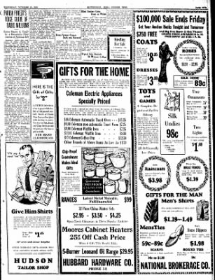 The Courier News from Blytheville, Arkansas on December 20, 1933 · Page 5