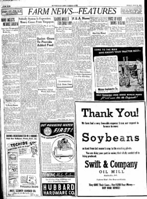 The Courier News from Blytheville, Arkansas on May 28, 1943 · Page 4