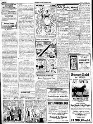 The Courier News from Blytheville, Arkansas on May 28, 1943 · Page 6