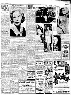 The Courier News from Blytheville, Arkansas on December 30, 1937 · Page 5
