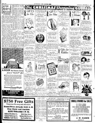 The Courier News from Blytheville, Arkansas on December 21, 1933 · Page 8