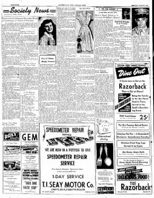 The Courier News from Blytheville, Arkansas on June 26, 1950 · Page 4