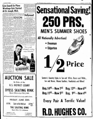 The Courier News from Blytheville, Arkansas on June 26, 1950 · Page 14