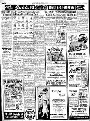 The Courier News from Blytheville, Arkansas on June 1, 1943 · Page 6