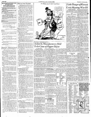 The Courier News from Blytheville, Arkansas on June 27, 1950 · Page 6