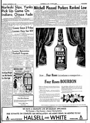 The Courier News from Blytheville, Arkansas on September 15, 1955 · Page 10