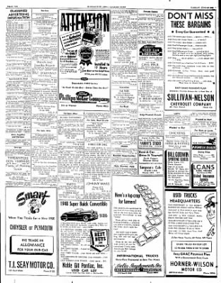 The Courier News from Blytheville, Arkansas on June 27, 1950 · Page 10