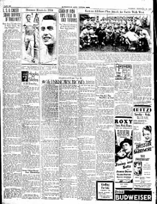 The Courier News from Blytheville, Arkansas on December 26, 1933 · Page 6