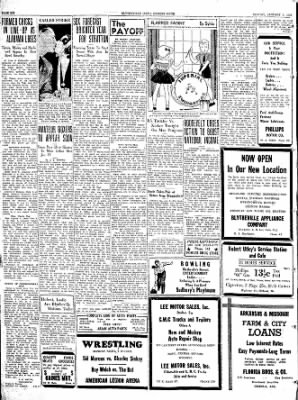 The Courier News from Blytheville, Arkansas on January 3, 1938 · Page 6