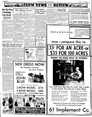 The Courier News from Blytheville, Arkansas on May 9, 1952 · Page 10